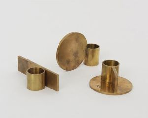 Candle holders by Frama