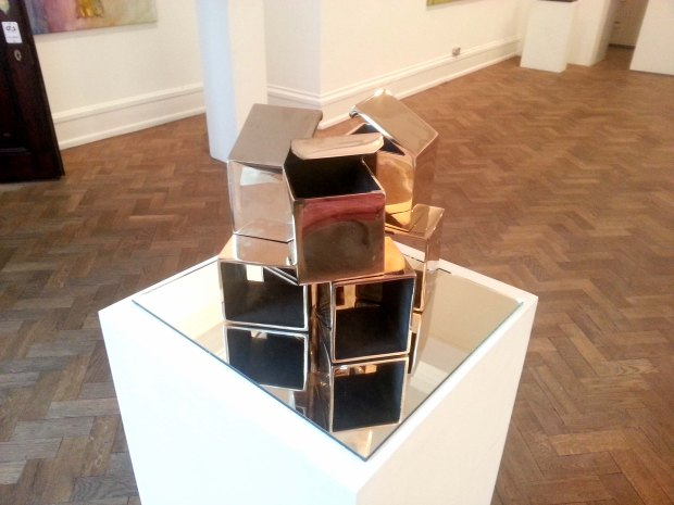 Lise Honoré boxes bronze sculptures